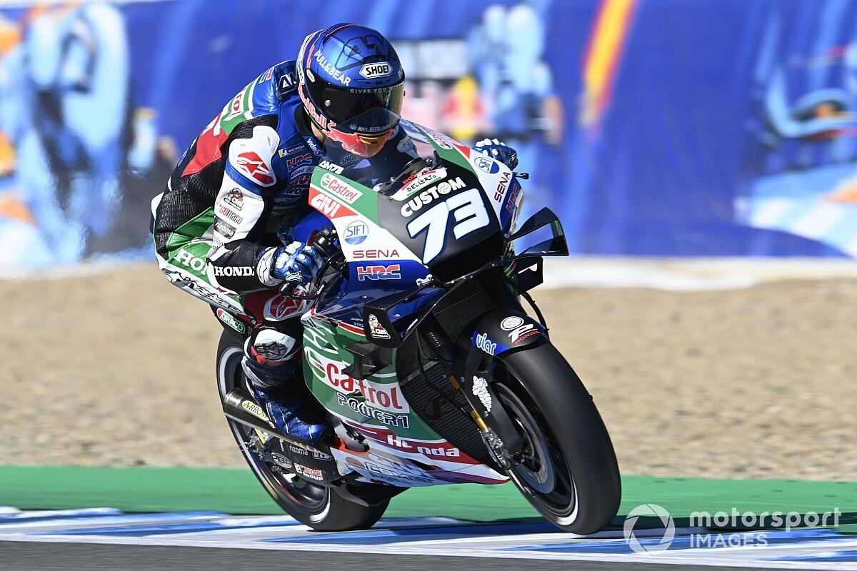 "Alex Marquez ""wants to simply accept"" tough latest MotoGP outcomes - Motor Informed"