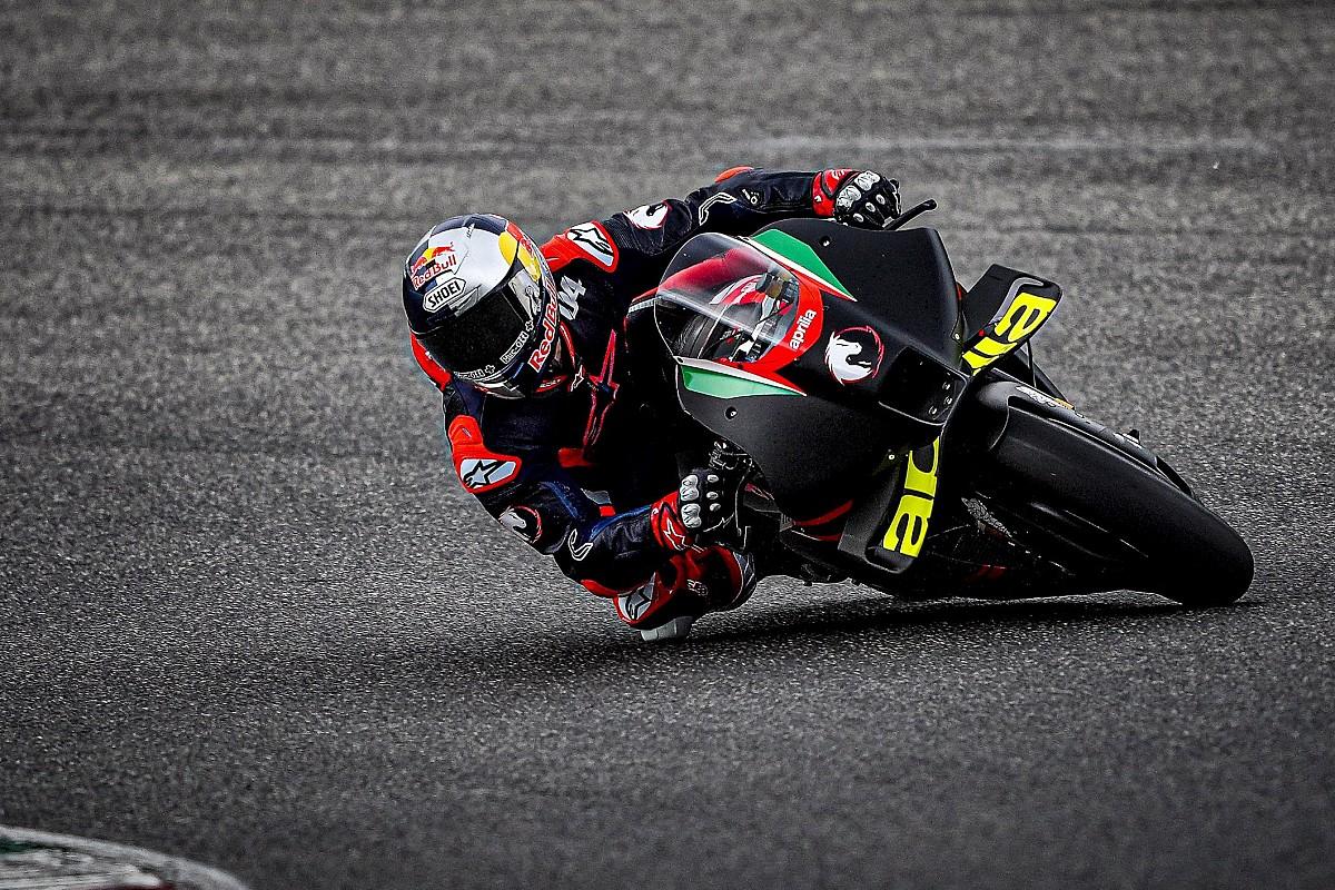 Dovizioso to proceed testing Aprilia MotoGP bike in 2021 - Motor Informed