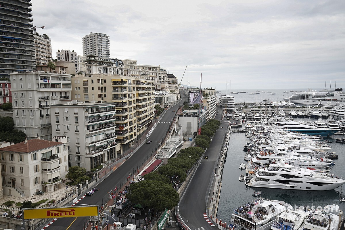 2021 F1 Monaco GP session timings and watch - Motor Informed