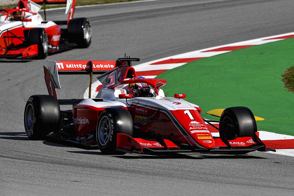 Barcelona F3: Prema's Hauger leads apply as 2021 season begins - Motor Informed