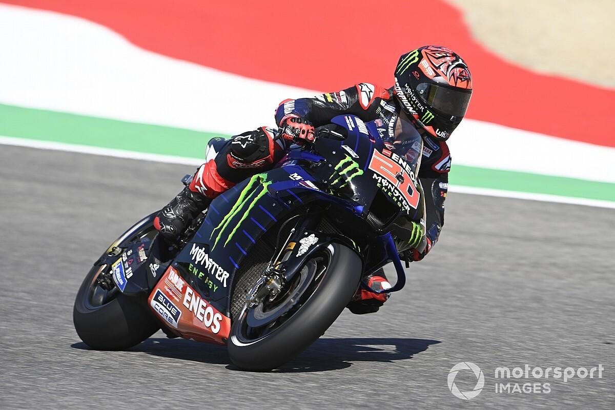 Mugello MotoGP: Quartararo smashes lap file to take pole - Motor Informed