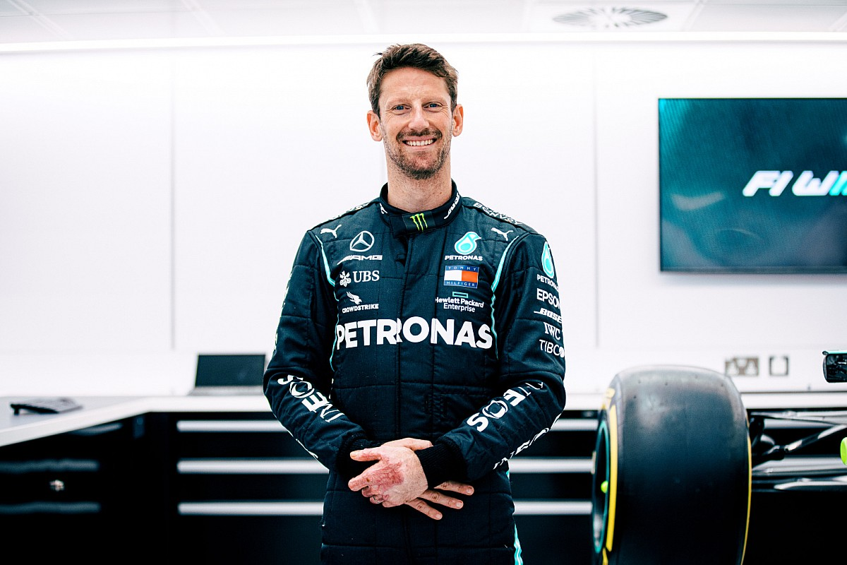 Grosjean's Mercedes F1 check to proceed regardless of French GP date change - Motor Informed