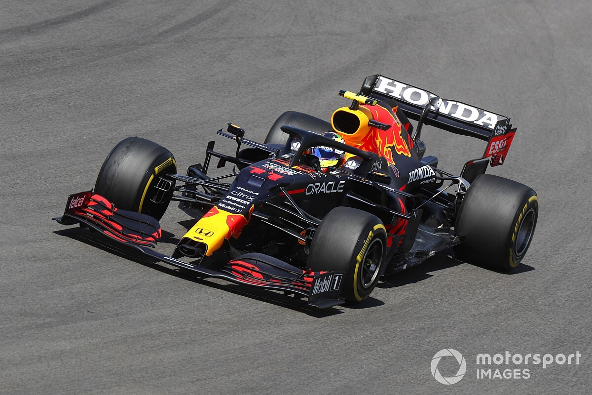 Crimson Bull: Perez not used to disturb Hamilton in Portuguese GP - Motor Informed