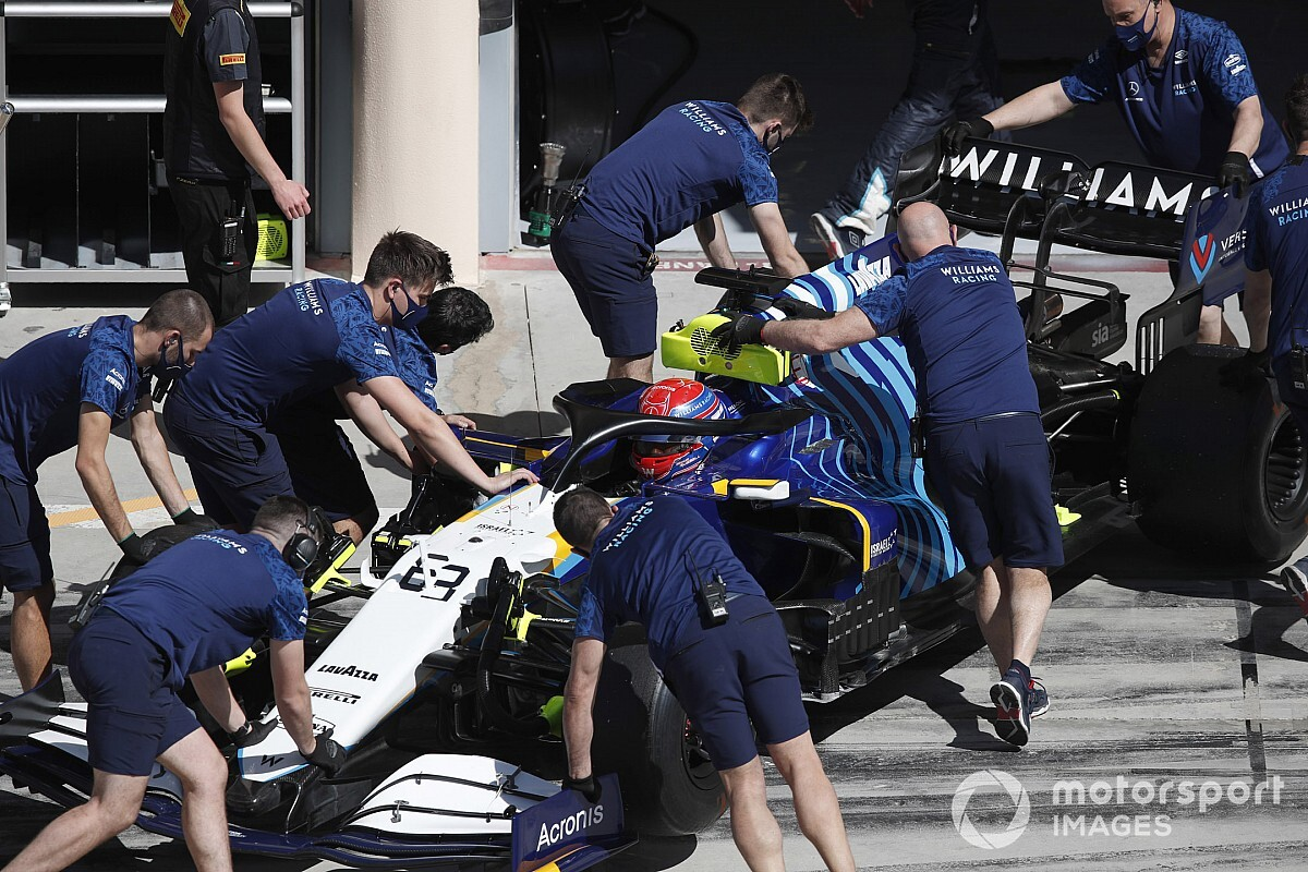 """Williams recruitment drive a part of Dorilton's """"plan to innovate"""" - Motor Informed"""