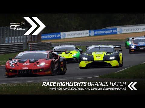HIGHLIGHTS   British GT - Brands Hatch - R1 - Motor Informed
