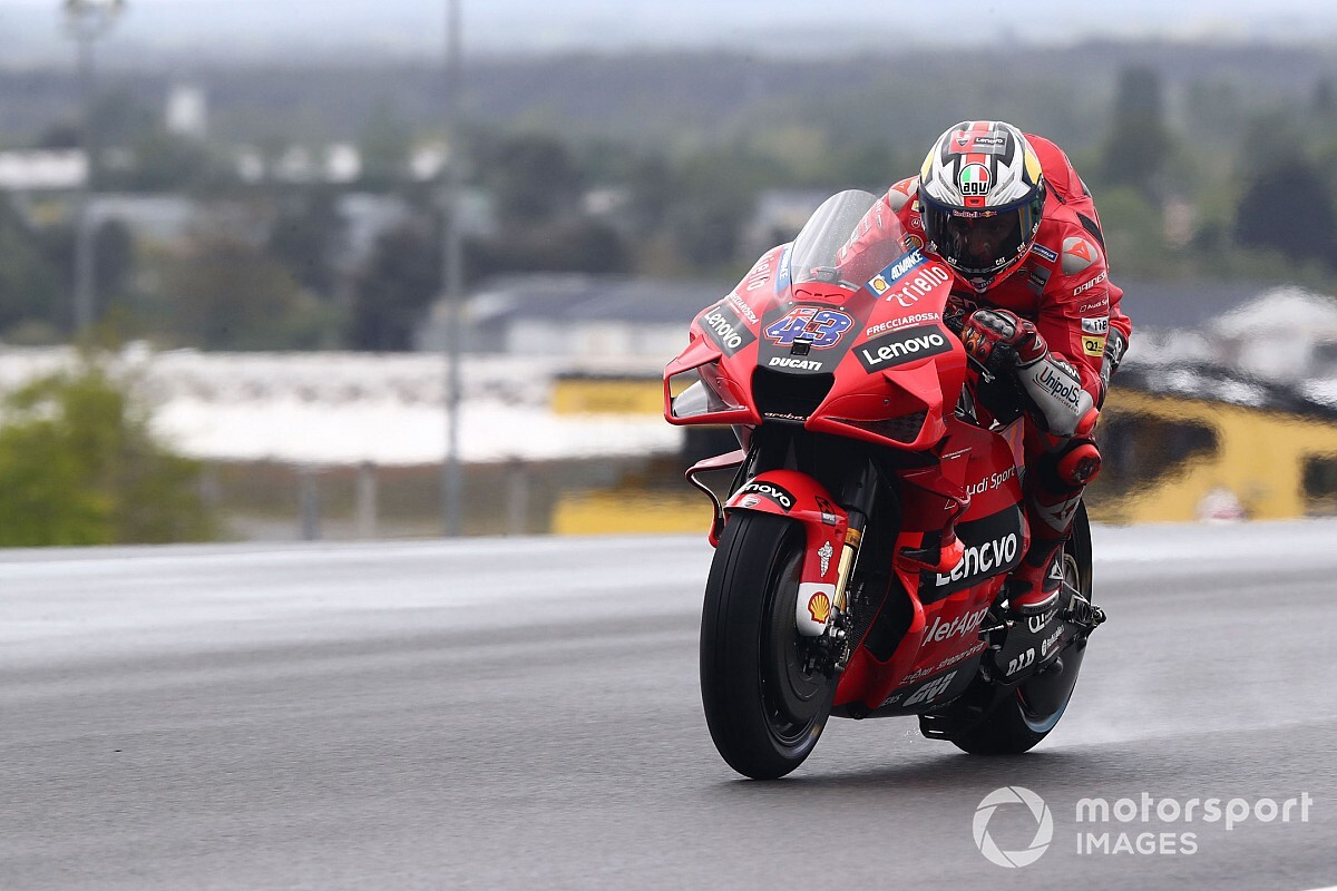 """Miller: 2021 MotoGP bike the """"finest Ducati thus far"""" - Motor Informed"""