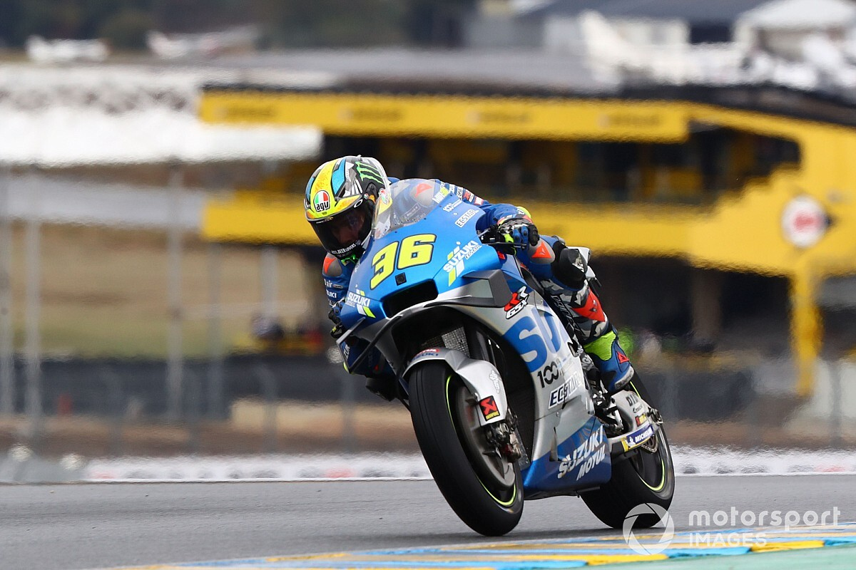MotoGP French GP to be proven dwell on ITV4 - Motor Informed