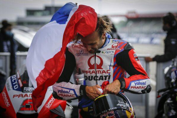 Peak at 2.2 million forward of the French GP! - GP Inside - Motor Informed