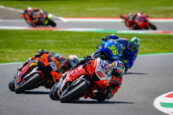 Why Zarco didn't inherit the rostrum regardless of penalties from Oliveira and Mir - GP Inside - Motor Informed