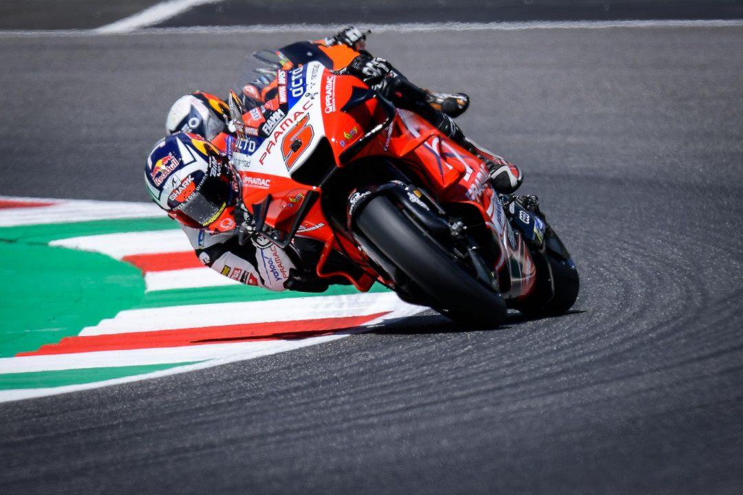 """The bike was shifting loads, I misplaced energy"" - Motor Informed"