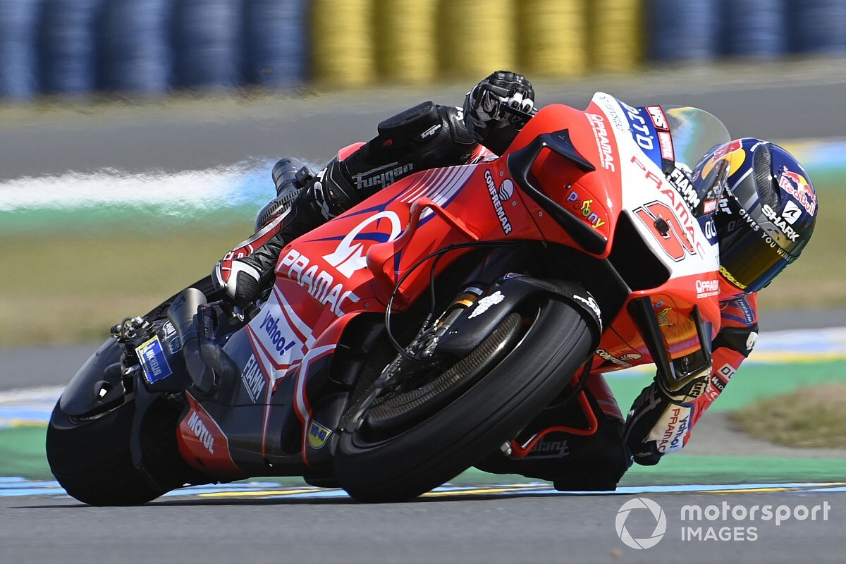 "Zarco ""improper"" to be upset about misplaced residence MotoGP win - Motor Informed"