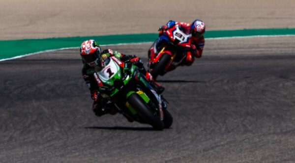 First report of the 12 months for Rea - GP Inside - Motor Informed