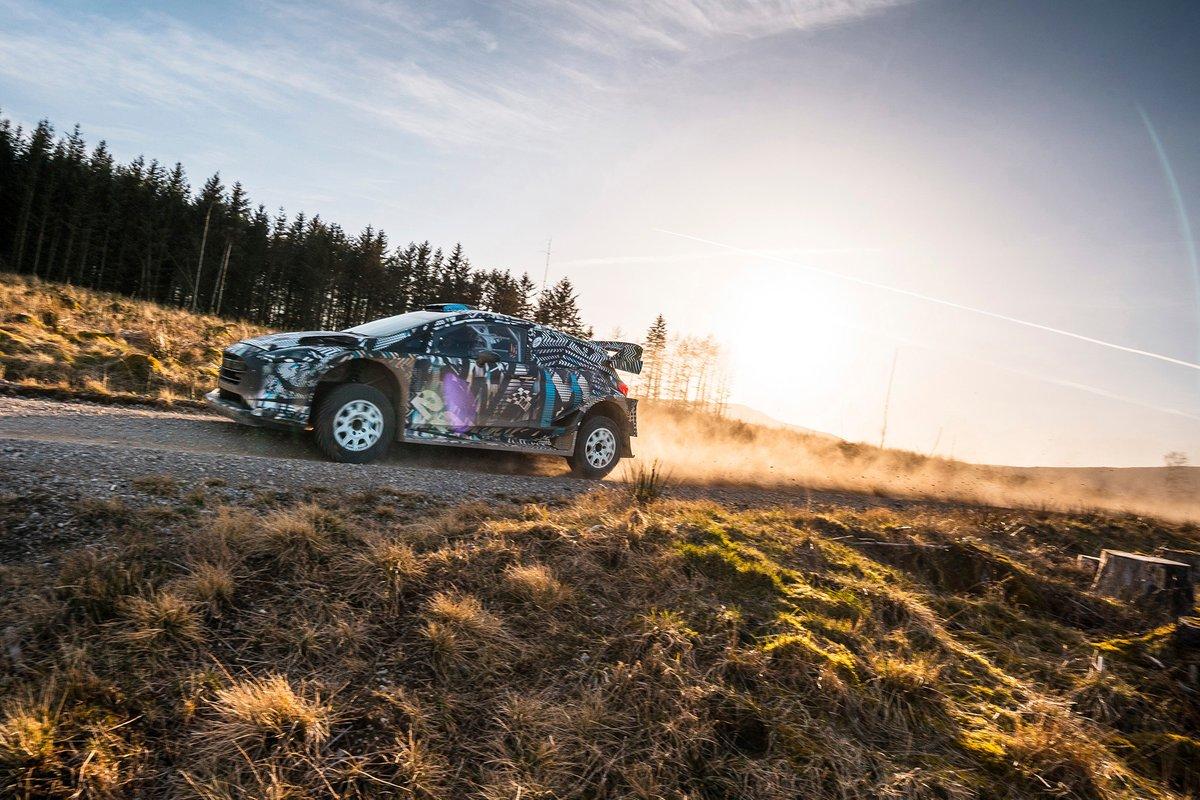 M-Sport Ford Fiesta WRC Rally1