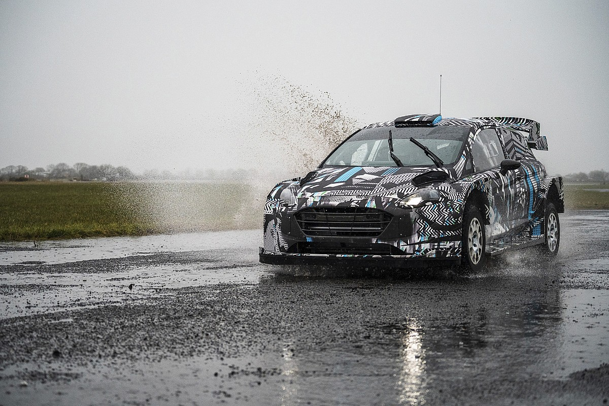 """M-Sport has made """"good progress"""" with 2022 Rally1 WRC automobile - Motor Informed"""