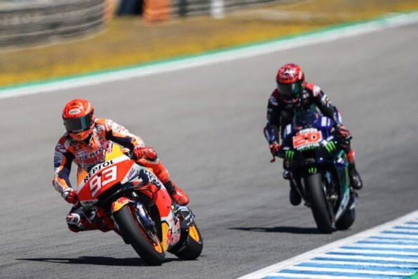 """I suffered, however lower than in Portimao"" - GP Inside - Motor Informed"