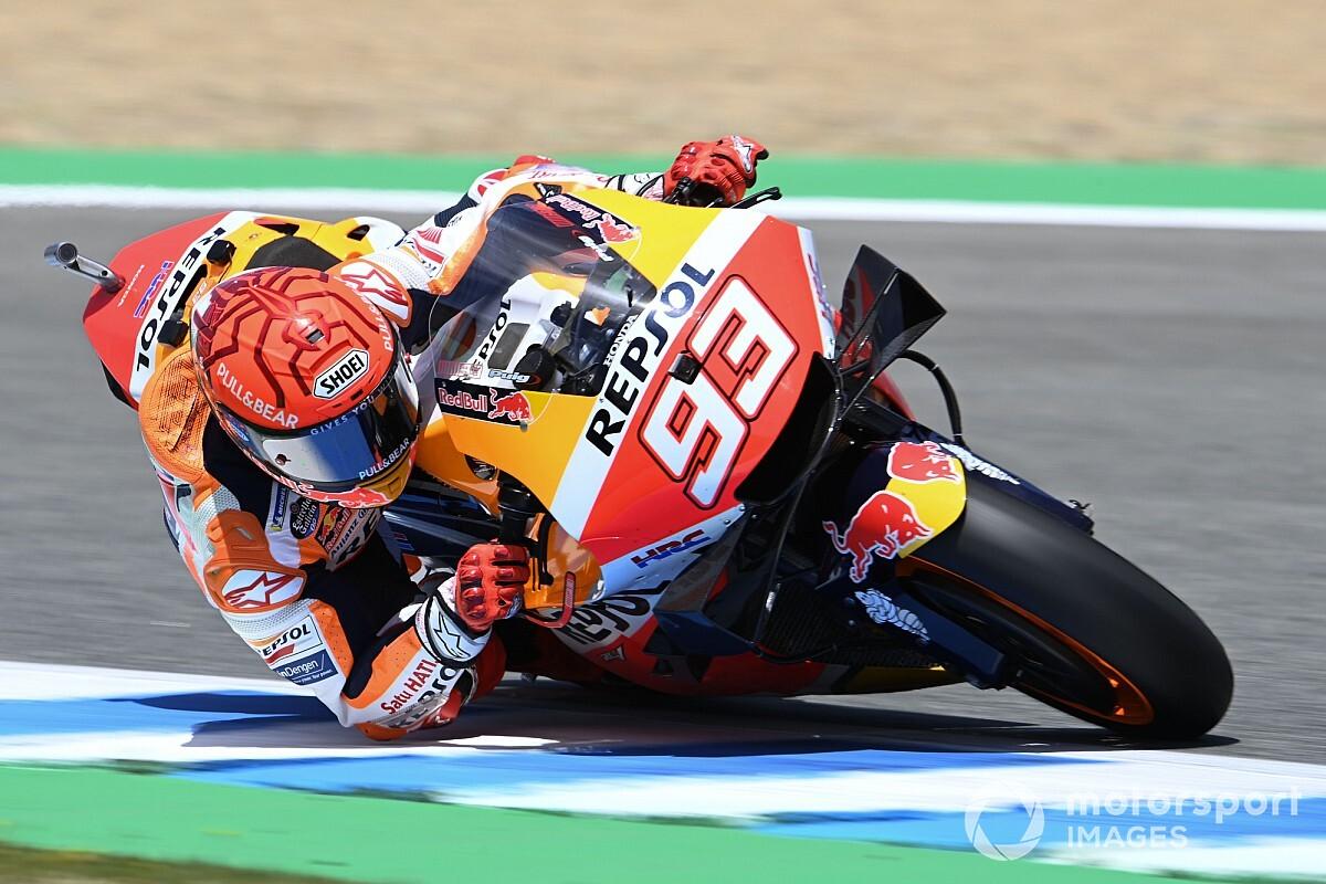 Marquez identifies 2021 Honda MotoGP bike weak point - Motor Informed