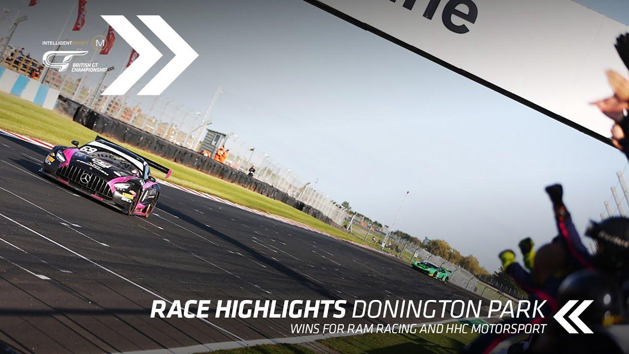 British GT - Donington Park Highlights - Motor Informed