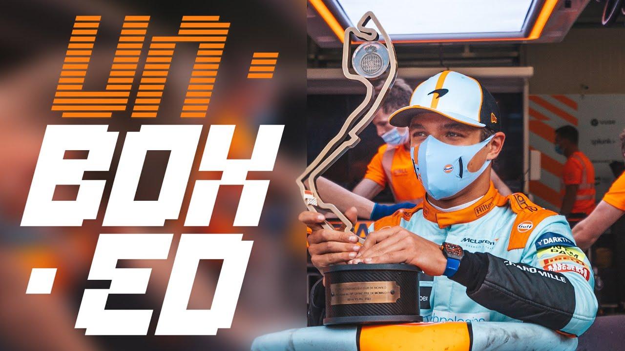 McLaren Unboxed | Full Monte | #MonacoGP - Motor Informed