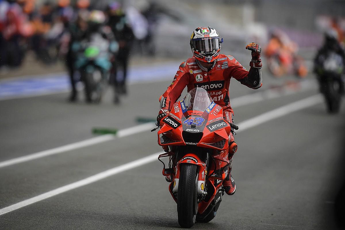 Ducati retains Miller for 2022 MotoGP season - Motor Informed