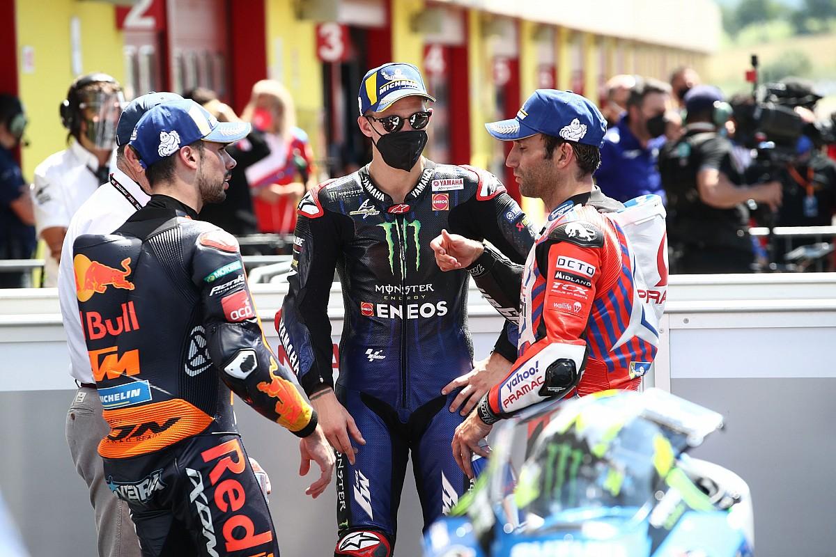 "Quartararo: Mugello win ""not an incredible feeling"" after Dupasquier demise - Motor Informed"