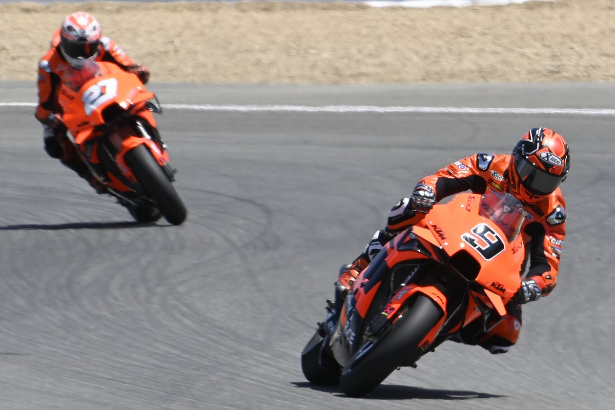 Tech three to stay KTM satellite tv for pc MotoGP staff by 2026 - Motor Informed