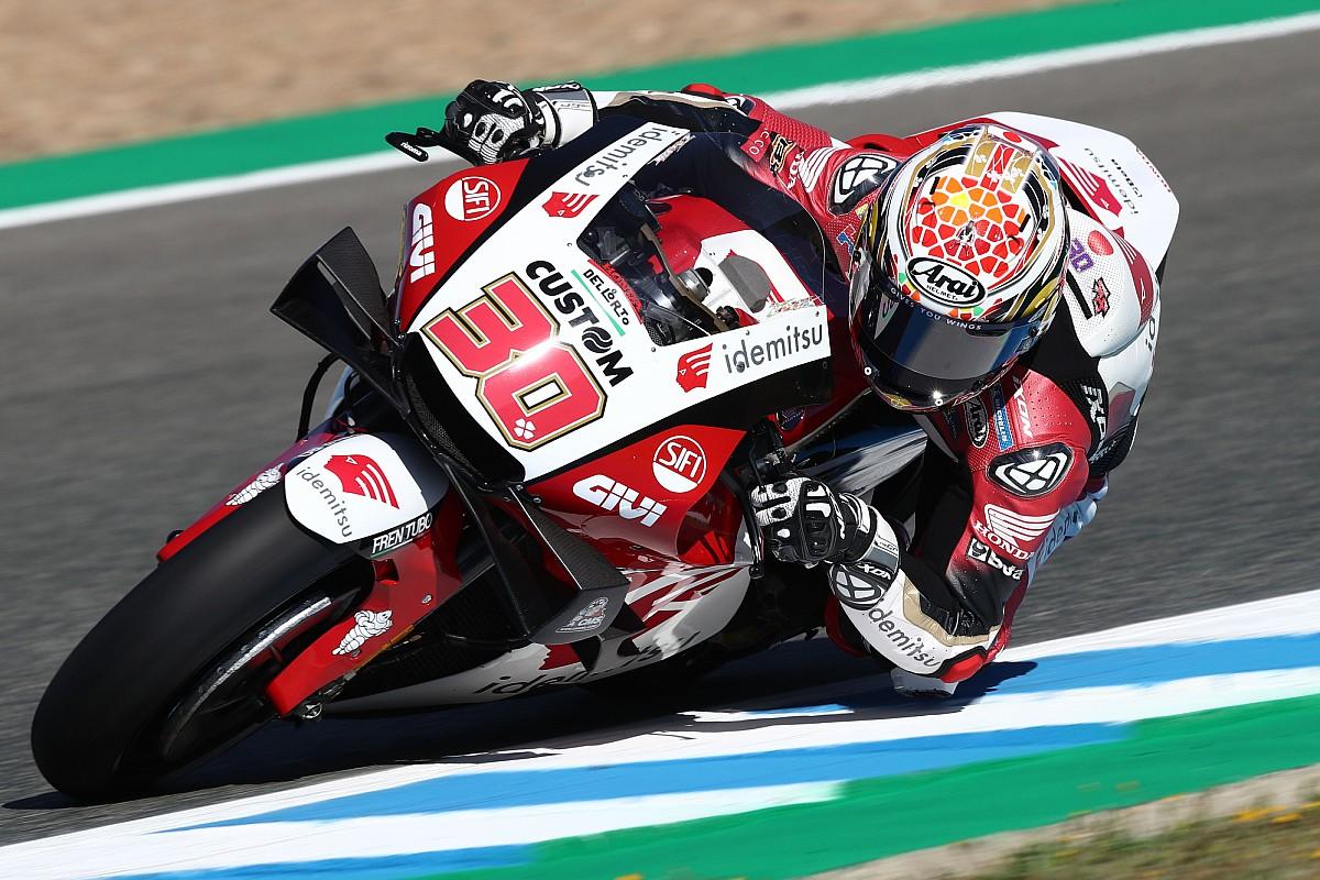 Nakagami cried after lacking maiden MotoGP podium at Jerez - Motor Informed