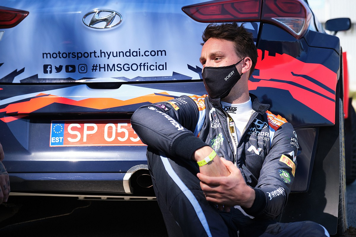Veiby given six-month WRC ban for COVID-19 protocol breach - Motor Informed