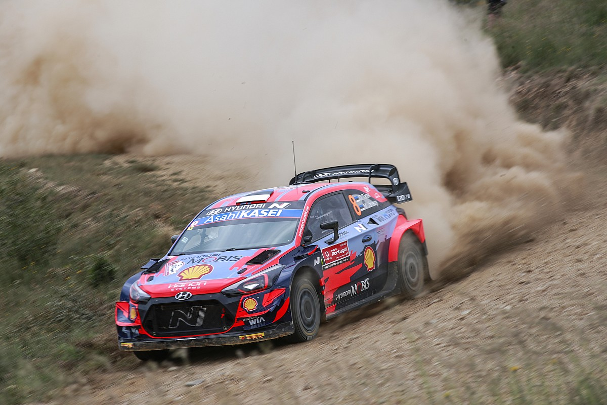 Portugal WRC: Tanak presses dwelling benefit as high three pull clear - Motor Informed