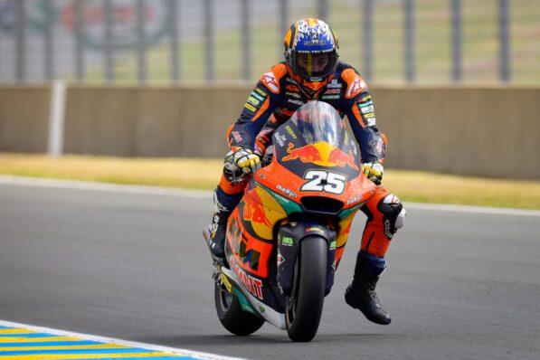 Raul Fernandez does it once more - GP Inside - Motor Informed