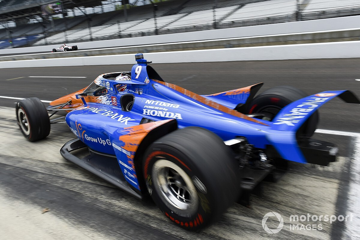 Indy 500: Ganassi and Carpenter vehicles high Day 2 of follow - Motor Informed