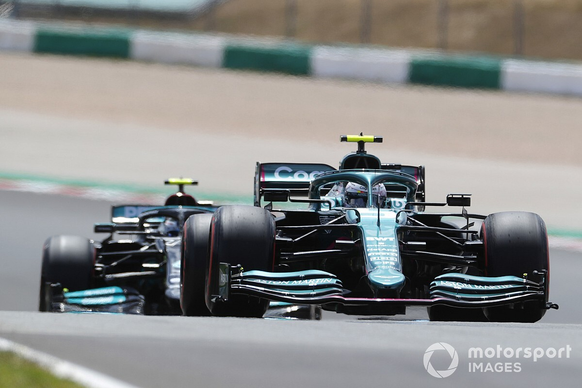 """Vettel: Aston Martin F1 workforce """"can't be too grasping"""" after Q3 look - Motor Informed"""
