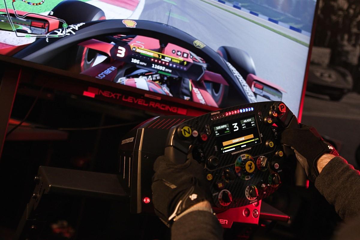 Thrustmaster Ferrari SF1000 Wheel Add-on evaluate - Motor Informed