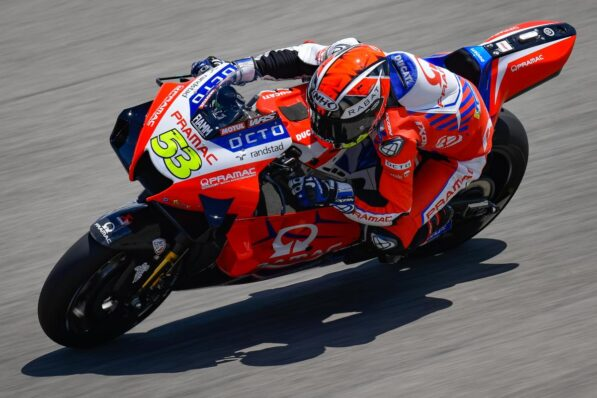 Rabat once more as Martin - GP Inside - Motor Informed