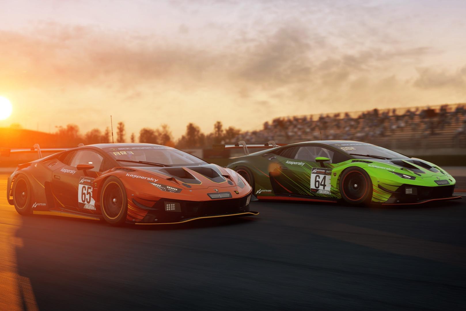 Lamborghini eSports The Actual Race returns for 2021, registration now open - Motor Informed