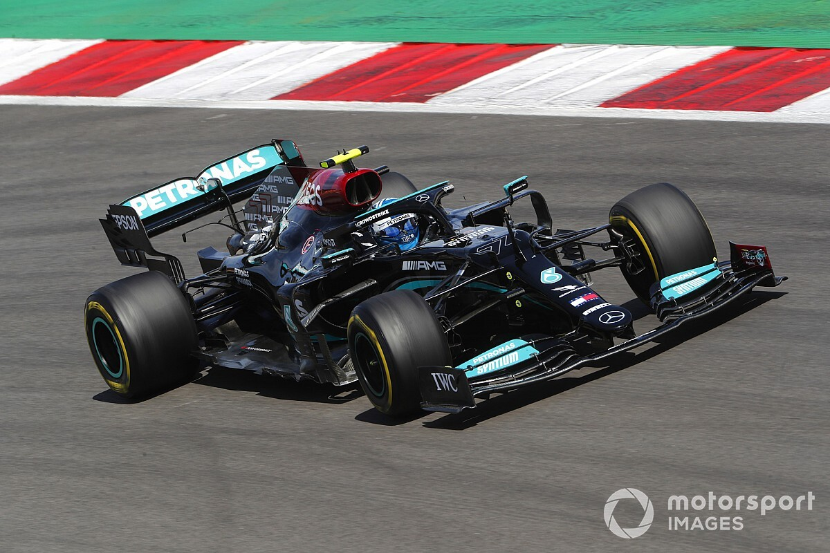 Sensor difficulty prompted Bottas's energy loss in Portugal F1 combat with Verstappen - Motor Informed