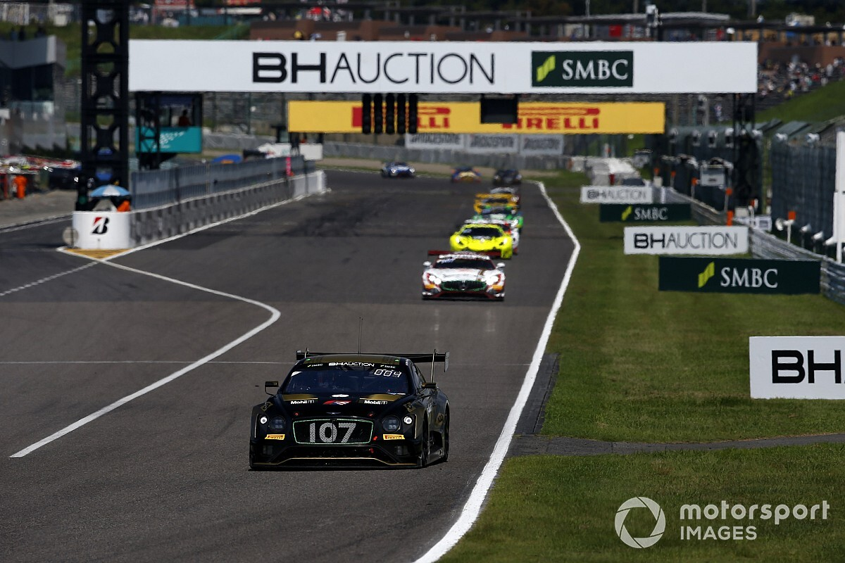 Cancelled Suzuka 10 Hours Intercontinental GT Problem race will not get replaced - Motor Informed