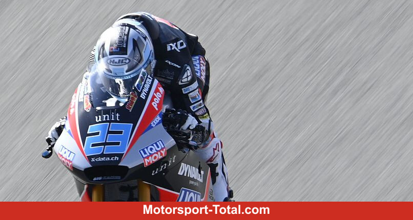 """Marcel Schrötter catches P5 in Mugello and takes a deep breath: """"We were able to stabilize"""" - Motor Informed"""
