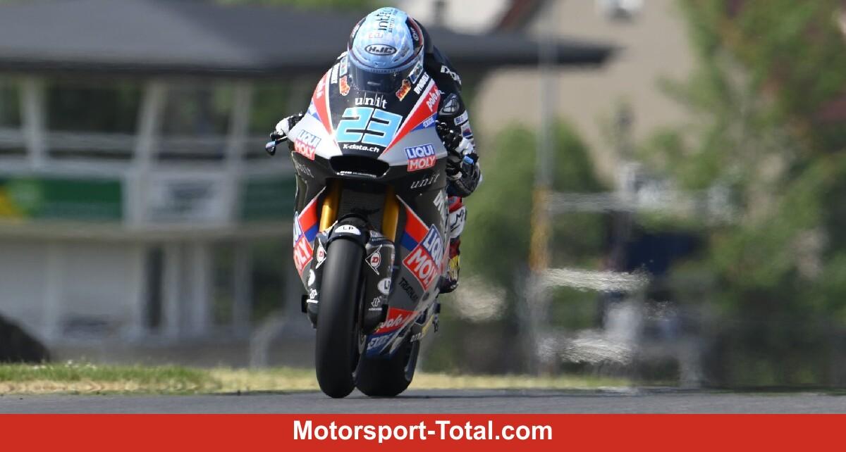 Marcel Schrötter shows strong comeback at the home Grand Prix - Motor Informed