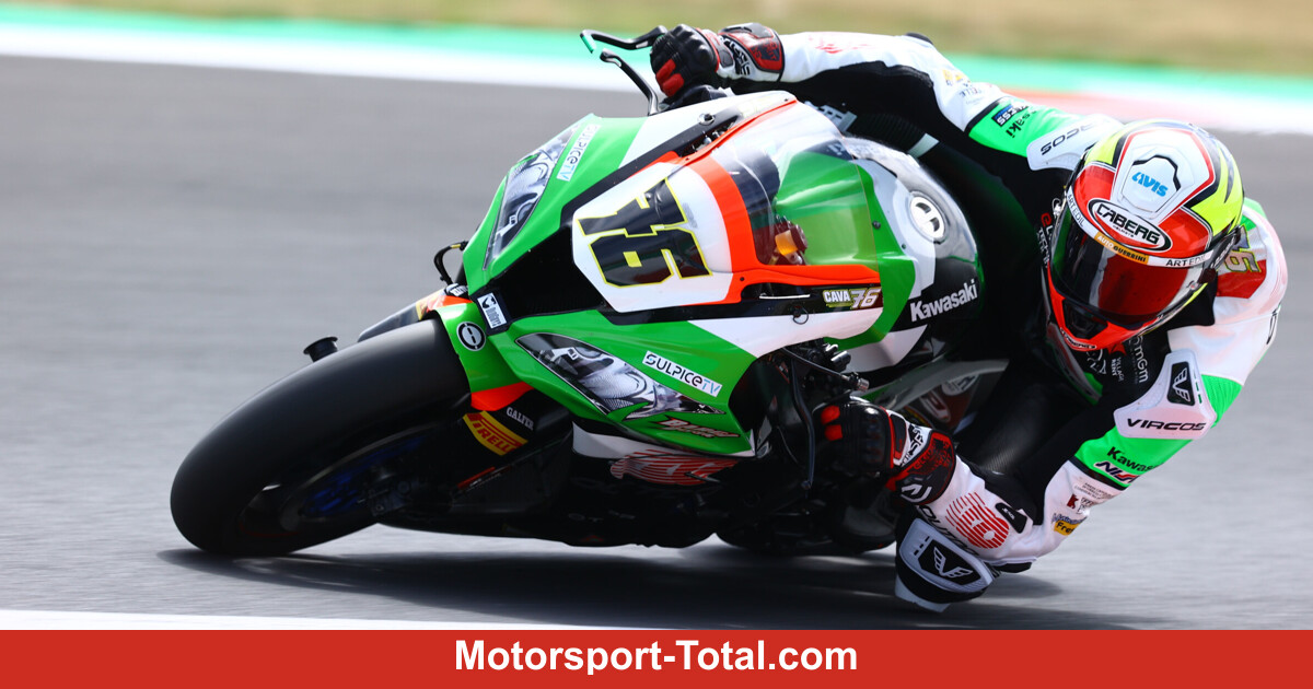 Kawasaki team terminates driver contract after three events - Motor Informed