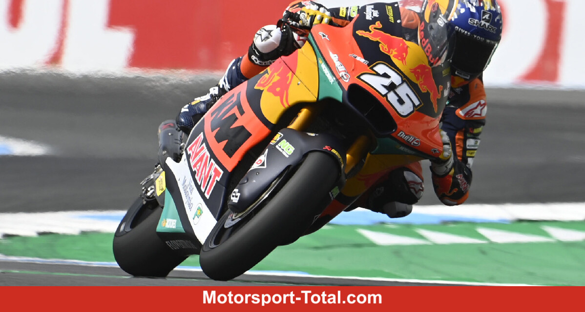 Raul Fernandez wins after a strong comeback - Motor Informed