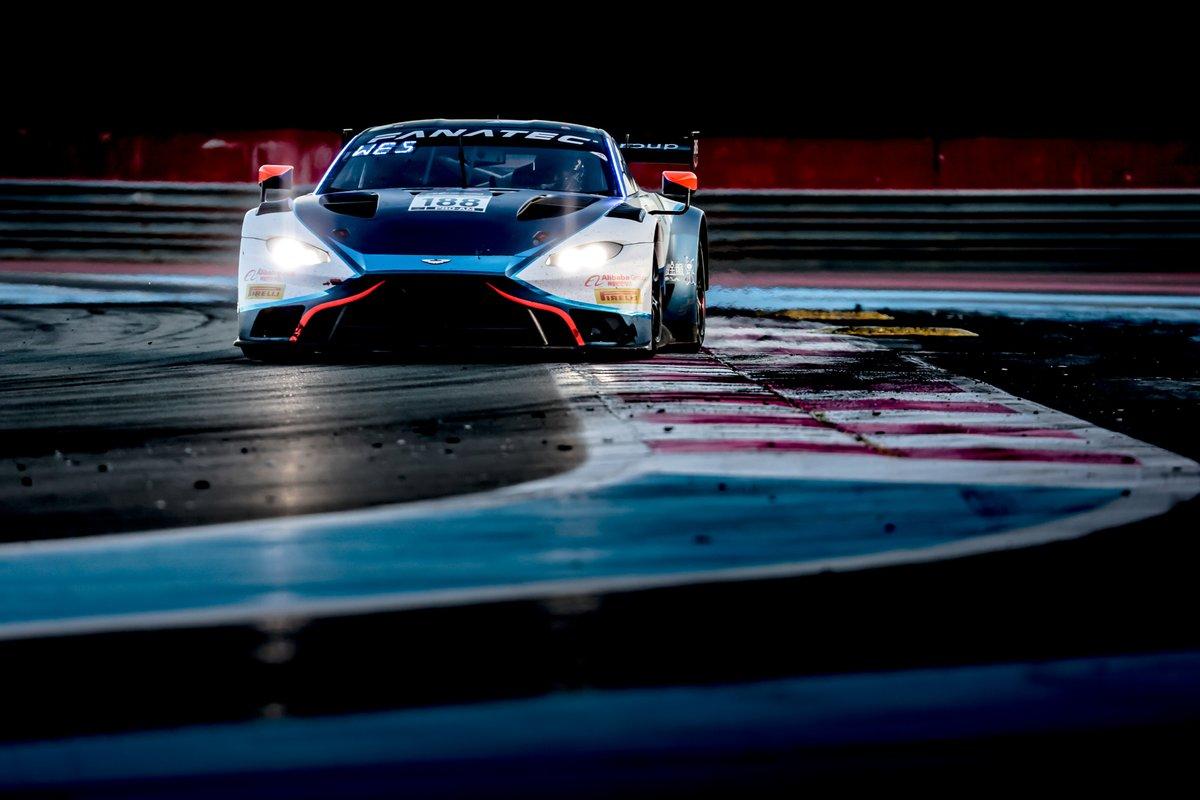 #188 Garage 59 Aston Martin Vantage AMR GT3: Alexander West, Jonathan Adam, Chris Goodwin