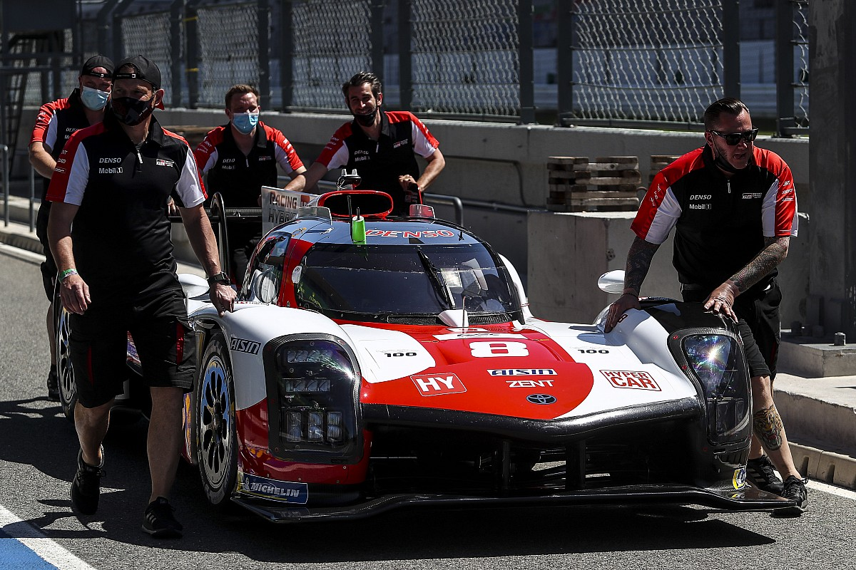 """Toyota will not contest """"not avoidable"""" BoP blow for Portimao WEC - Motor Informed"""