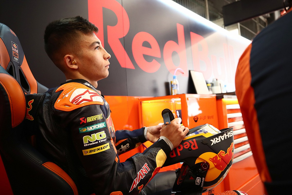 In response to KTM, Raúl Fernández desires to remain yet another 12 months in Moto2 - Motor Informed