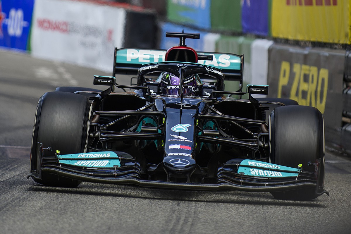 """Baku is """"not significantly"""" appropriate for the Mercedes - Motor Informed"""
