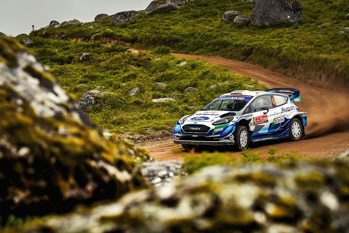 Greensmith compelled to alter co-driver in Sardinia - Motor Informed