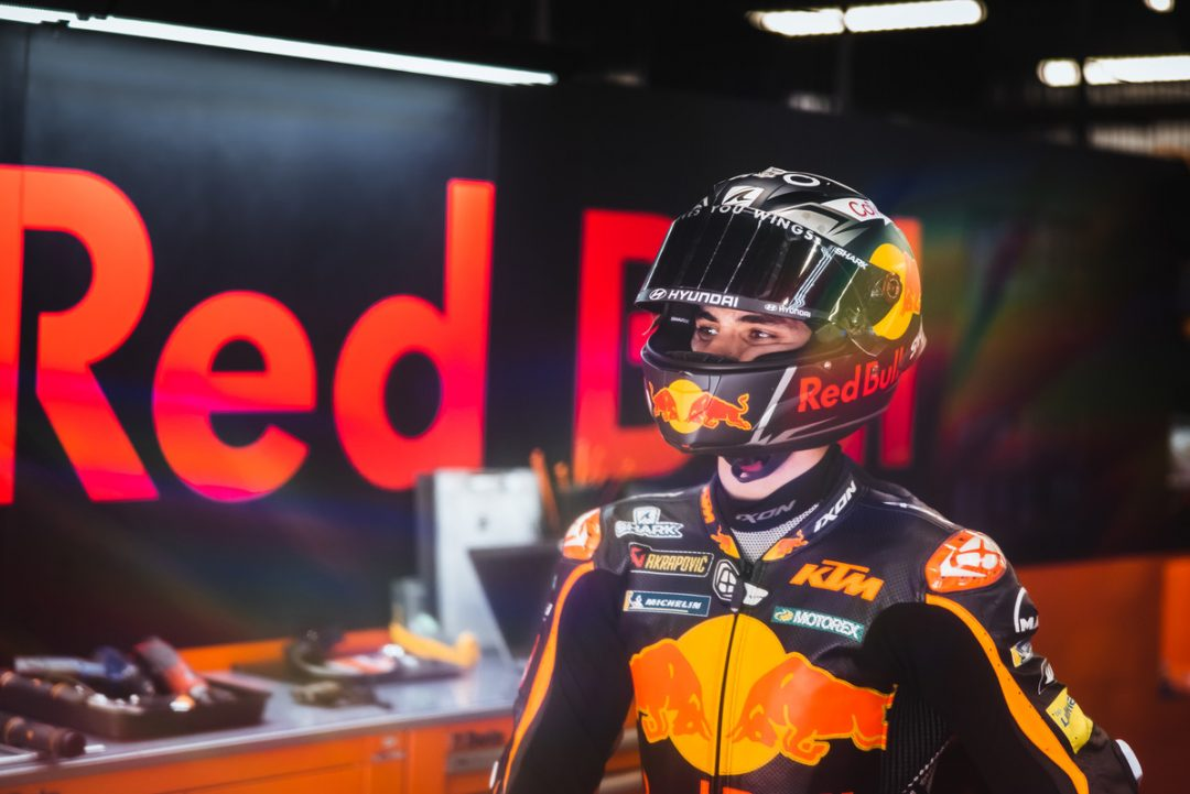 """""""Dani Pedrosa instructed me 'Go along with the arduous tire!'"""" - Motor Informed"""