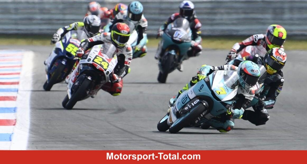 Moto3 in Assen: Second win of the season for Foggia - Motor Informed