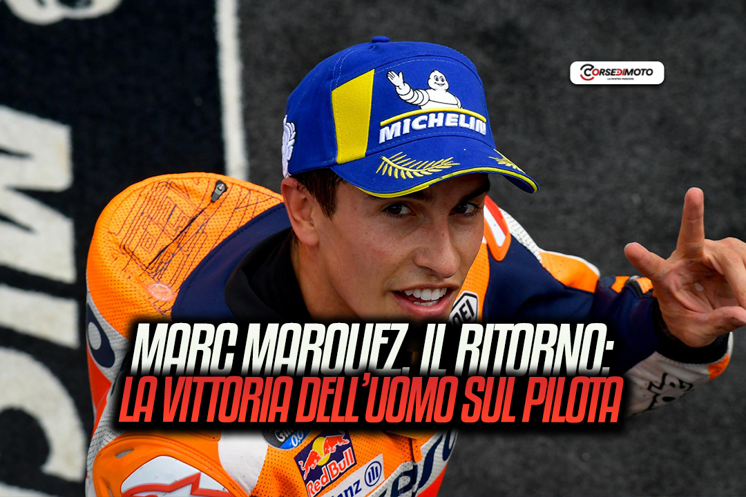 MotoGP, the victory of the person Marc Marquez over the rider Marc Marquez - Motor Informed