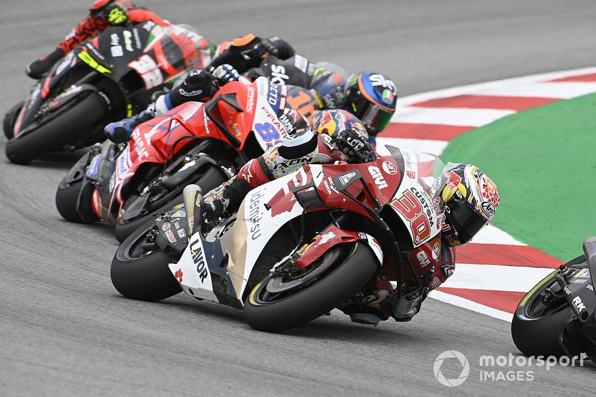 Nakagami doesn't perceive his (double) race penalty - Motor Informed