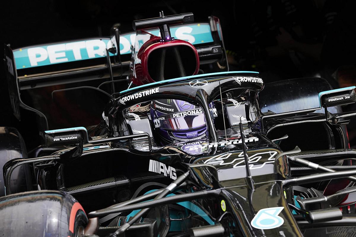 Negotiations have began between Hamilton and Mercedes - Motor Informed